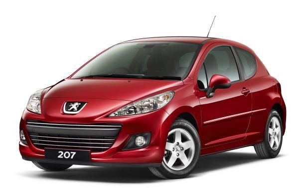 Peugeot 207 Automatic